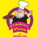 Frankies Pizza on Whisky Hill - come in and try our  superb hot incredibly tasty pizzas today!
